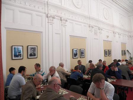 Club Mikhail Botvinnik Moscú