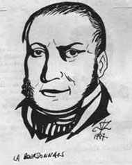 Louis-Charles Mahé de la Bourdonnais