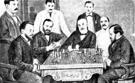 Steinitz y Chigorin