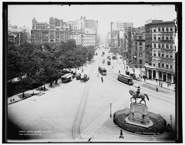 Union Square 1889