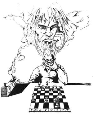 Ilustración de Ajedrez