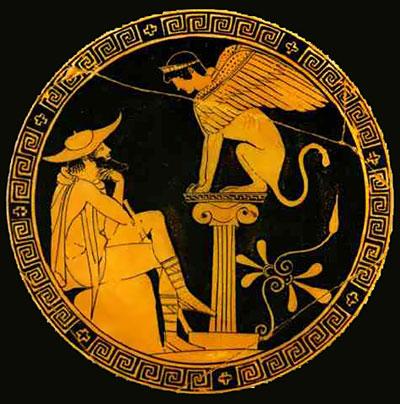 Grecía antigua. Discóbolo de Miron. Siglo V