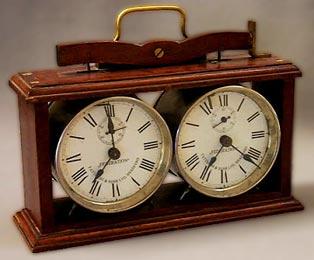 El Ajedrez Reloj-ajedrez-antiguo