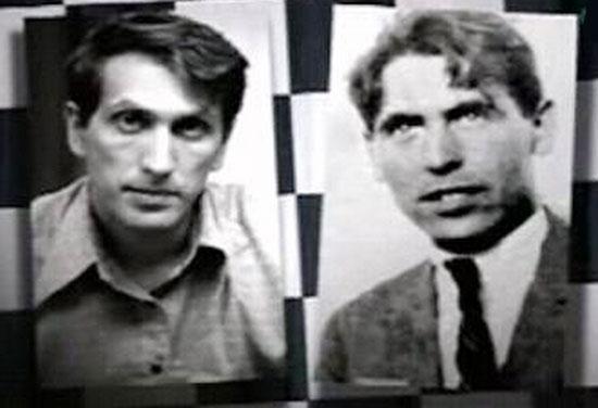 Bobby Fischer - Paúl Nemenyi