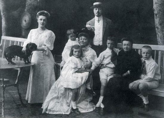 Familia Nabokov