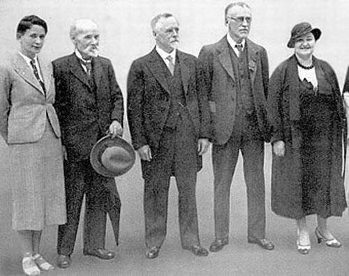Graf y Menchik. Nottingham 1936