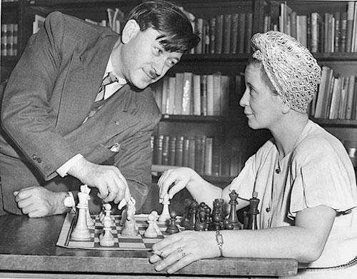 Herman Steiner y Sonja Graf