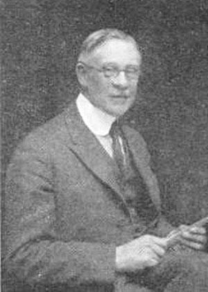 Rufus Henry Streatfeild Stevenson