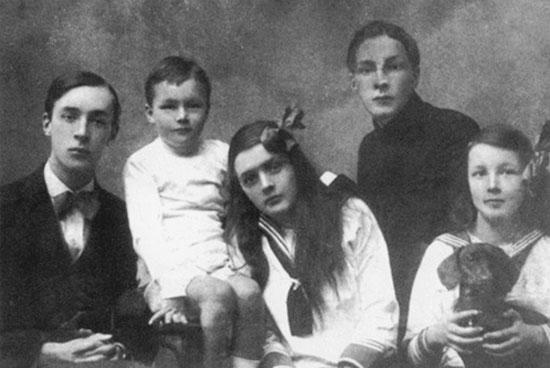 Los hermanos Nabokov