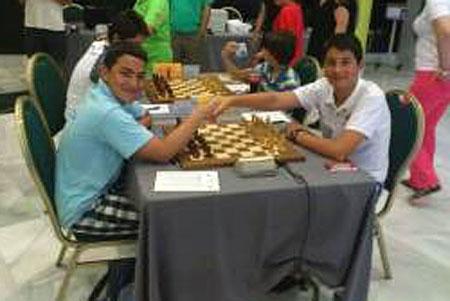 Los dos gallegos por el titulo nacional en la última ronda (Alberto Portela contra Julio Suárez)