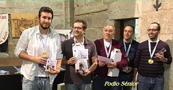 Ribadavia Torneo de xadrez Festa da Istoria 2016
