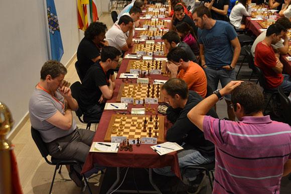 Campeonato España Absoluto y Femenino. Linares. 2014. Ronda 5. Foto 1