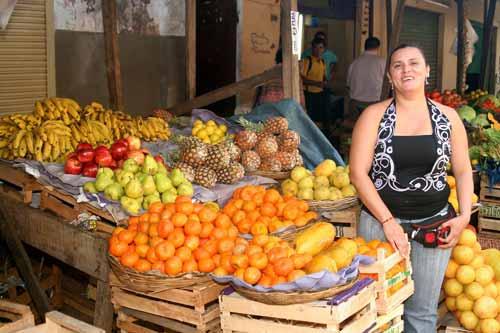 La vendedora de frutas parte 5 - 1 1