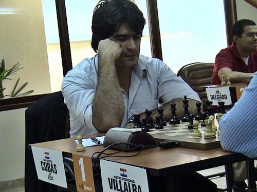 El vencedor del Grupo A GM José Cubas