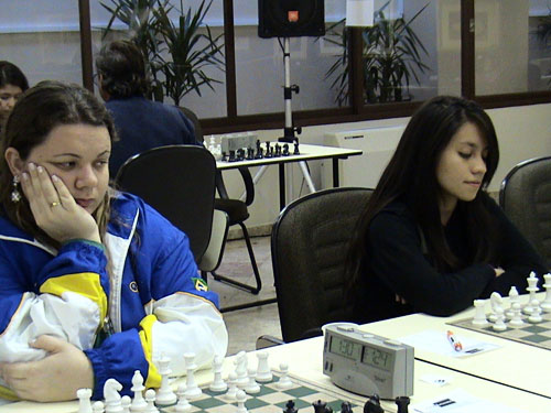 I torneo de ajedrez ku a arandu luque paraguay for Paredes y rivarola