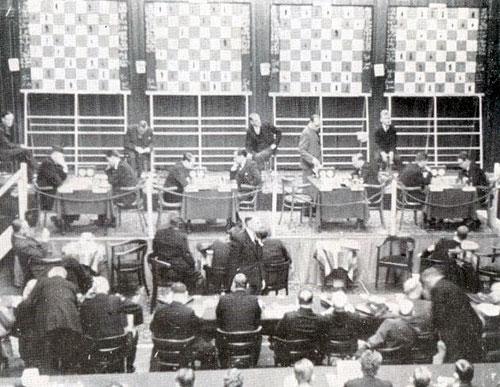 AVRO 1938 1ª ronda 6 nov 1938 De Telegraaf