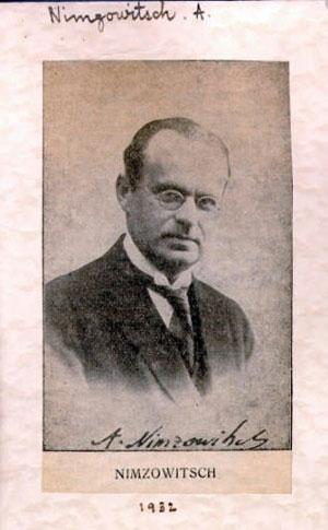 Aaron Nimzovich