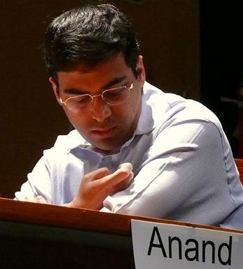 Anand en Morelia 2007