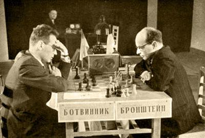 La Historia Oculta de Ajedrez Botvinnik-vs-Bronstein-1951