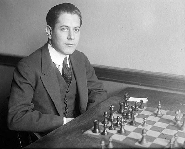 Capablanca en 1915
