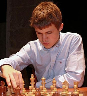 Carlsen en Morelia 2007