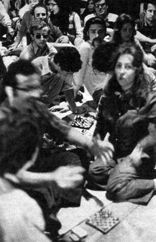 Fiebre del ajedrez bonaerense match Fischer vs Petrosian Buenos Aires 1971