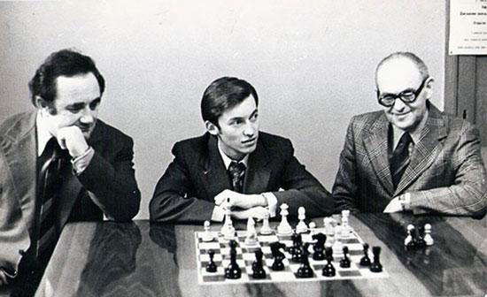 Geller, Karpov y Furman