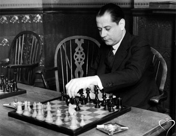 José Raúl Capablanca en 1931