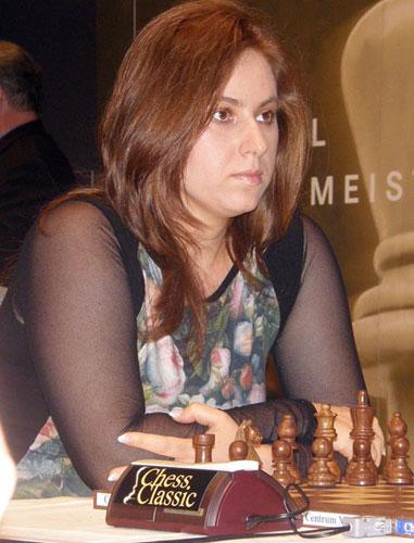 Judit Polgar en agosto de 2008