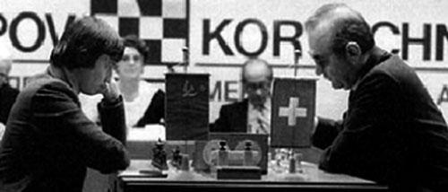 Karpov - Korchnoi Merano 1981