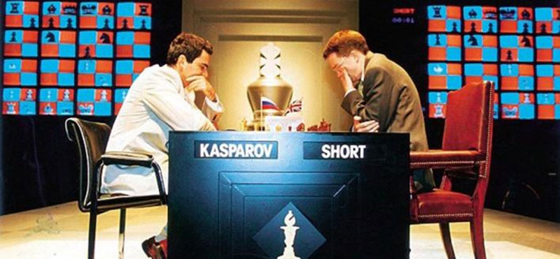 Kasparov vs Short, Londres 1993