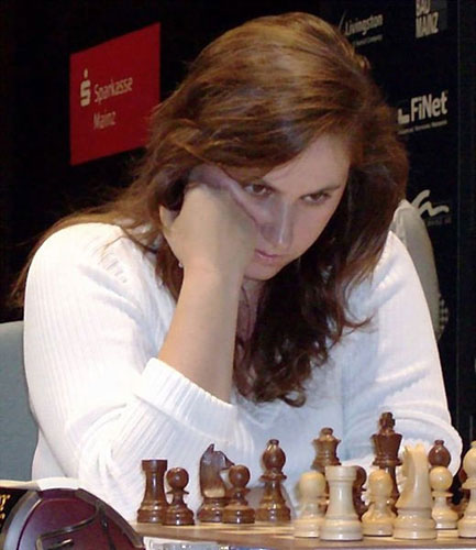 La mirada de Judit Polgar 2008