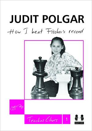 Libro de Judit Cómo batí el récord de Fischer