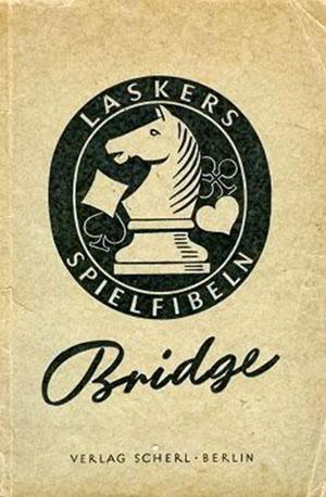 Libro de Lasker sobre bridge