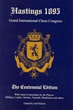 Libro del torneo de Hasting 1895