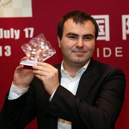 Mamedyarov campeón del GP de Pekín