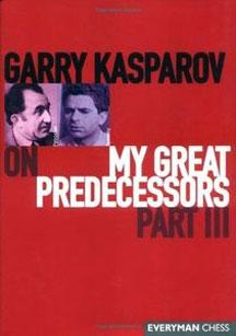 My Great Predecessors Part III Kasparov