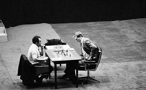 Petrosian vs Fischer Buenos Aires 1971