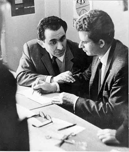 Petrosian y Spassky