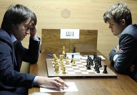 Radjabov venció a Carlsen en el Memorial Gashimov