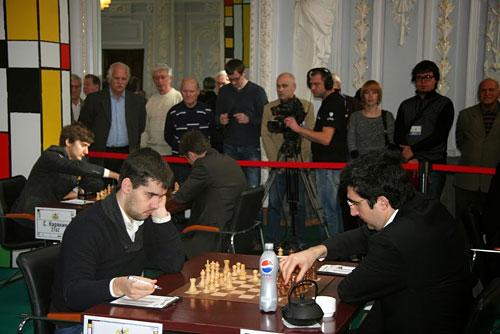 R 9 Nepomniachtchi vs Kramnik