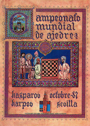 Sevilla 1987 póster