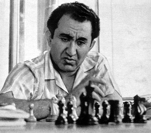 Tigran Petrosian en 1975