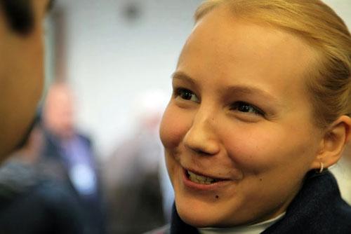 Valentina Gunina campeona rusa 2013