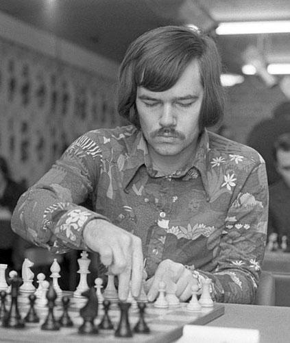 Walter Browne en enero de 1974