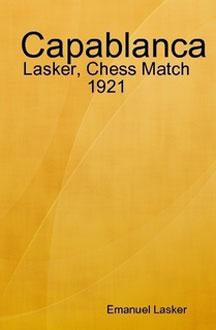 Libro de Lasker sobre el match
