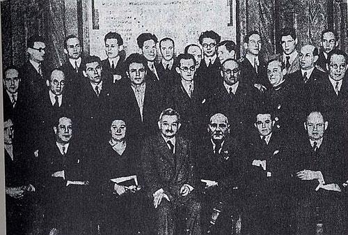 Moscú 1935